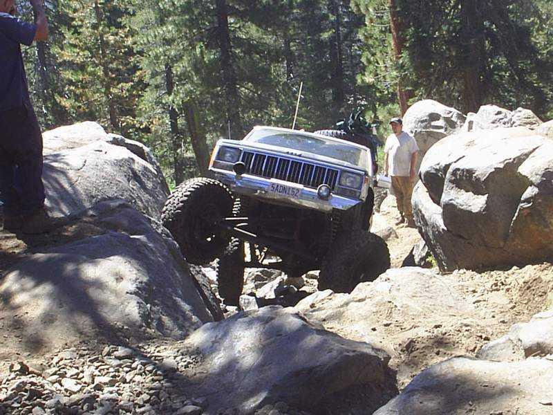 Xj Rock Crawler : Jeep cherokee xj rock crawler pirate